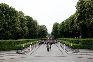 Рада вирішила створити в Києві Алею військової слави