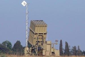 Израильская система ПРО перехватила выпущенную по Эйлату ракету