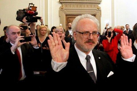 Президентом Латвії обрано суддю Європейського суду Левітса