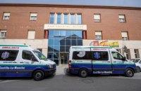 В Іспанії від коронавірусу померли більш ніж 700 осіб