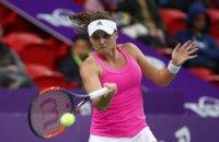 Украинка Козлова впервые сыграет в финале турнира WTA