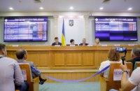 """ЦВК прийняла 198 з 199 протоколів з """"мокрими"""" печатками"""