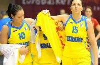 Женский Евробаскет-2013: Украина едет во Францию