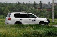 МЗС підозрює, що сепаратисти захопили в полон чотирьох спостерігачів ОБСЄ