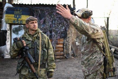 Кількість обстрілів на Донбасі збільшилася до 25