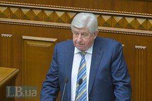 Шокін зажадав перевірити роботу всіх регіональних прокурорів