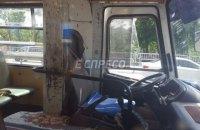 Пять человек пострадали при взрыве кондиционера в киевской маршрутке