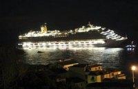 На тонущем итальянском лайнере пребывают украинцы - МИД
