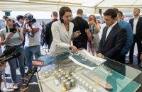 Зеленский попросил Труханова сделать бесплатным въезд для бизнеса в Одесский морской порт