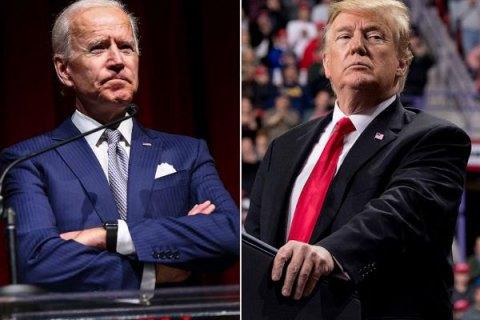 Головні конкуренти на президентських виборах у США Трамп і Байден обговорили телефоном пандемію коронавірусу