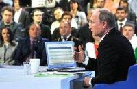 Путин: России не страшны никакие угрозы