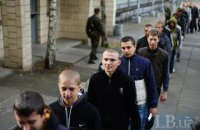 Порошенко подписал закон о реестре военнообязанных