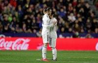 """Гравець """"Реала"""" не захотів святкувати свій гол у чемпіонаті Іспанії, відмахнувшись від партнера"""