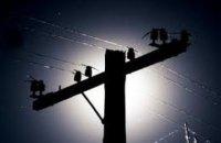 50 населених пунктів на заході України без електрики через негоду