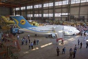 Украина в 2012 году выделит на создание Ан-70 более $43 млн