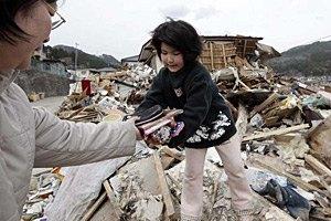 В Японии для пострадавших от стихии 11 марта собрано более $6 млрд