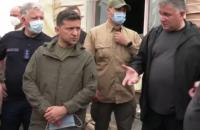 У Луганську область прибув президент Зеленський