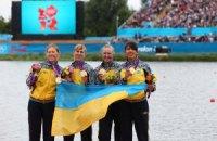 Україна піднялася на 10-й рядок рейтингу Олімпіади-2012