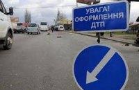 У Черкаській області автобус зіткнувся з вантажівкою, є жертви