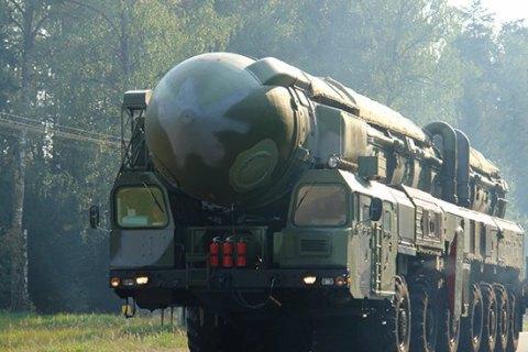 У Росії підняли на навчання 11 ракетних полків
