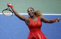 Серена Вільямз установила рекорд US Open