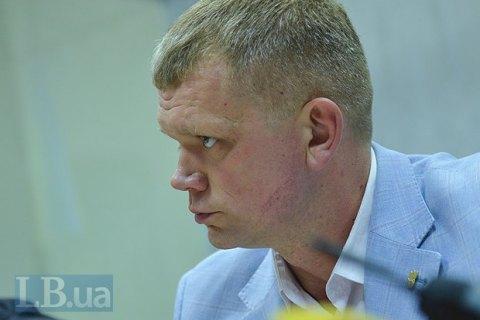 На Харківщині невідомі в масках побили ексміністра Швайку