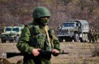 Російські військові увійшли до селища Чонгар Херсонської області