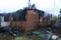 В селе возле Харькова из-за пожара погибла 3-летняя девочка из неблагополучной семьи и ее бабушка