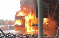 Из аэропорта Лондона эвакуировали 15 тыс. человек из-за возгорания автобуса