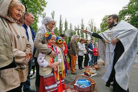 На Пасху в центре Киева не будет металлодетекторов, - полиция