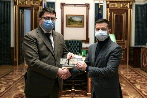 Президент назначил главу Ивано-Франковской ОГА