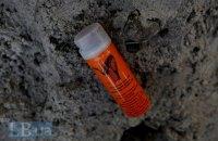 В канцелярии УПЦ КП на Пушкинской распылили слезоточивый газ