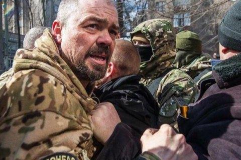 В Запорожской области задержали подозреваемого в организации убийства ветерана АТО Олешко