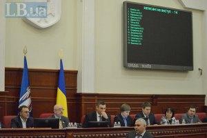Київрада не заборонила будівництво у Десятинному провулку