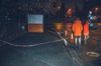 В Киеве возле КПИ произошла драка со стрельбой