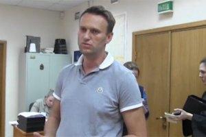 Навальний запропонував Заходу список санкцій російських чиновників
