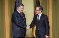 Новый глава МИД Германии подтвердил намерение посетить Донбасс
