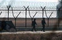 На границе между КНДР и Южной Кореей произошла стрельба