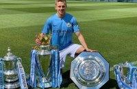 Зінченко вкотре став чемпіоном Англії