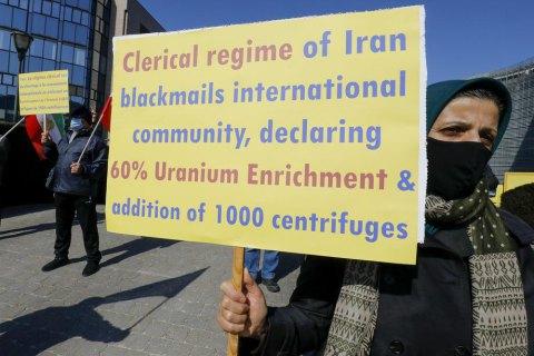 """Ізраїль занепокоєний """"ядерними абміціями"""" нового президента Ірану"""