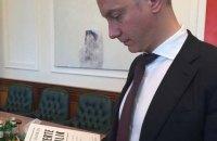 """Книга Ложкина """"Четвертая республика"""" издана на немецком языке"""