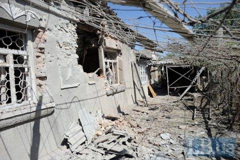 Возле Донецка обстреляли силы АТО