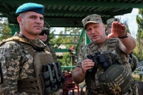 Россия готовится к военно-экономической блокаде Азовского моря, - Турчинов