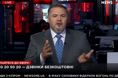 Нацсовет выписал NewsOne штраф из-за высказываний Коцабы
