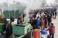 Николаевская таможня присоединилась к сбору помощи для Донбасса