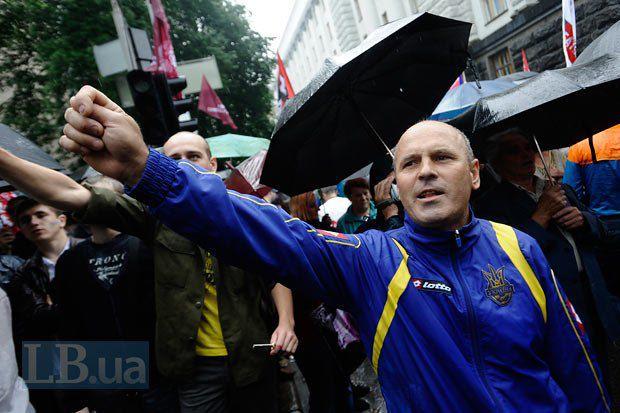 Язык сегодня - самая опасная дилемма для украинского общества