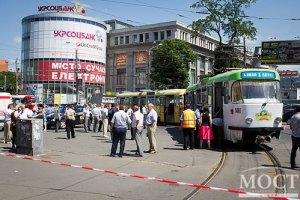 НП у дніпропетровському трамваї не становить загрози для Євро, - СБУ