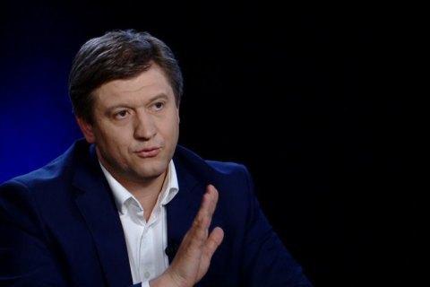 Данилюк розповів про відповідальність Коломойського за стан ПриватБанку