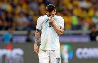 После проигрыша на Копа Америка-2019 Месси сделал заявление о своем дальнейшем выступлении за сборную