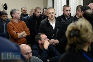 Замглавы избиркома в округе Пилипишина говорит, что ее избили